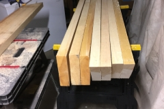 Pre and Post Trusses