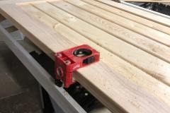 Building the Carsiding Door