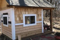 Cedar Lap Siding and Shingles